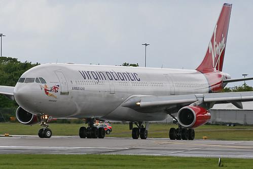 A343 - Airbus A340-311