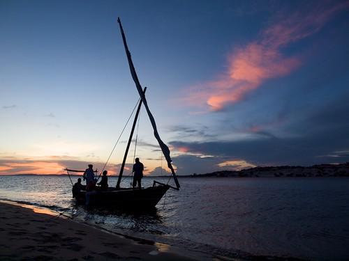 africa sunset boat time kenya places lamu photospecs