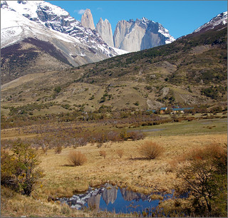 how I saw Torres del Paine