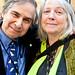 Alex Waterhouse Hayward & Bev Davies - Photographic Heros & Mentors! :) by Kris Krug