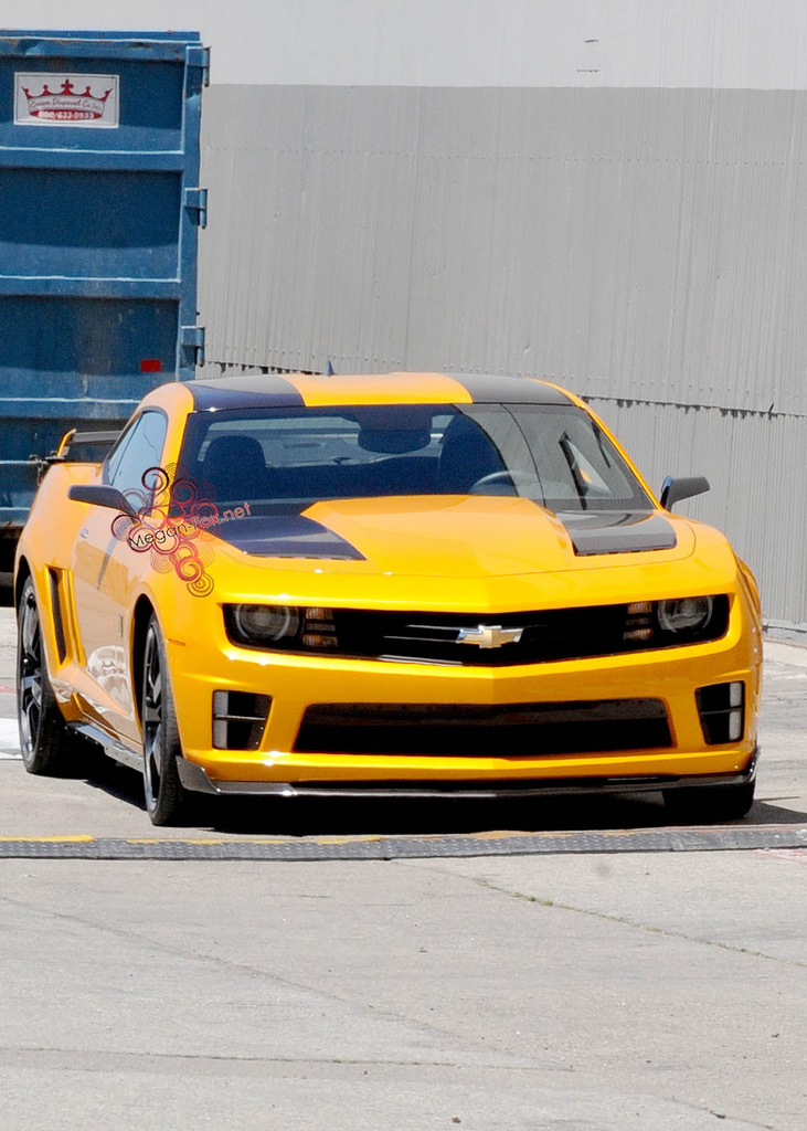 Transformers 3: The new cars as alternate mode of the Autobots