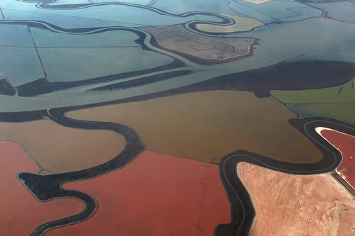 Salt Ponds, San Francisco Bay