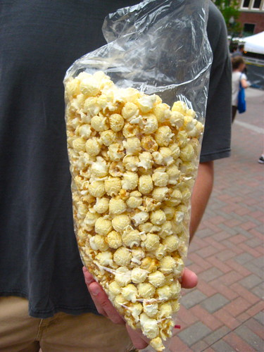Kettlecorn at Mayfest