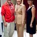 Hillary Rodham Clinton, Christine Lu and Dave McClure - Geeks On A Plane - Shanghai - China by Kris Krug