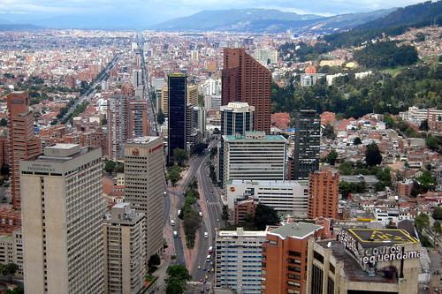 Bogotá Skyline