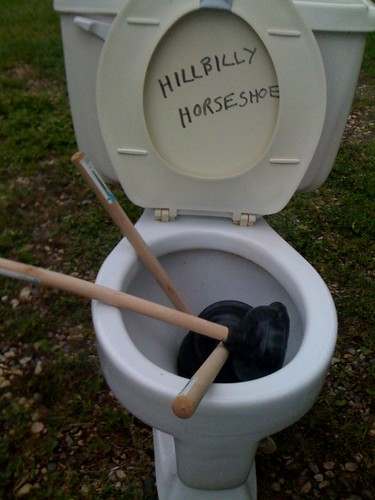 Hillbilly Horseshoes
