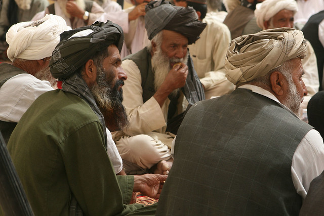 Afghan Officials, Elders Hold Shura in Marjah
