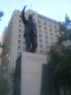 Image of Eduardo Frei Montalva. chile southamerica viajes santiagodechile sudamérica eduardofreimontalva