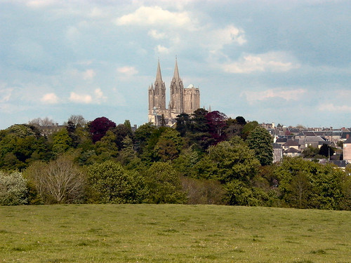 cathedral coutances coutancescathedral jazzsouslespommier