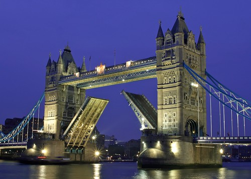 London Tower Bridge - canon eos 550d