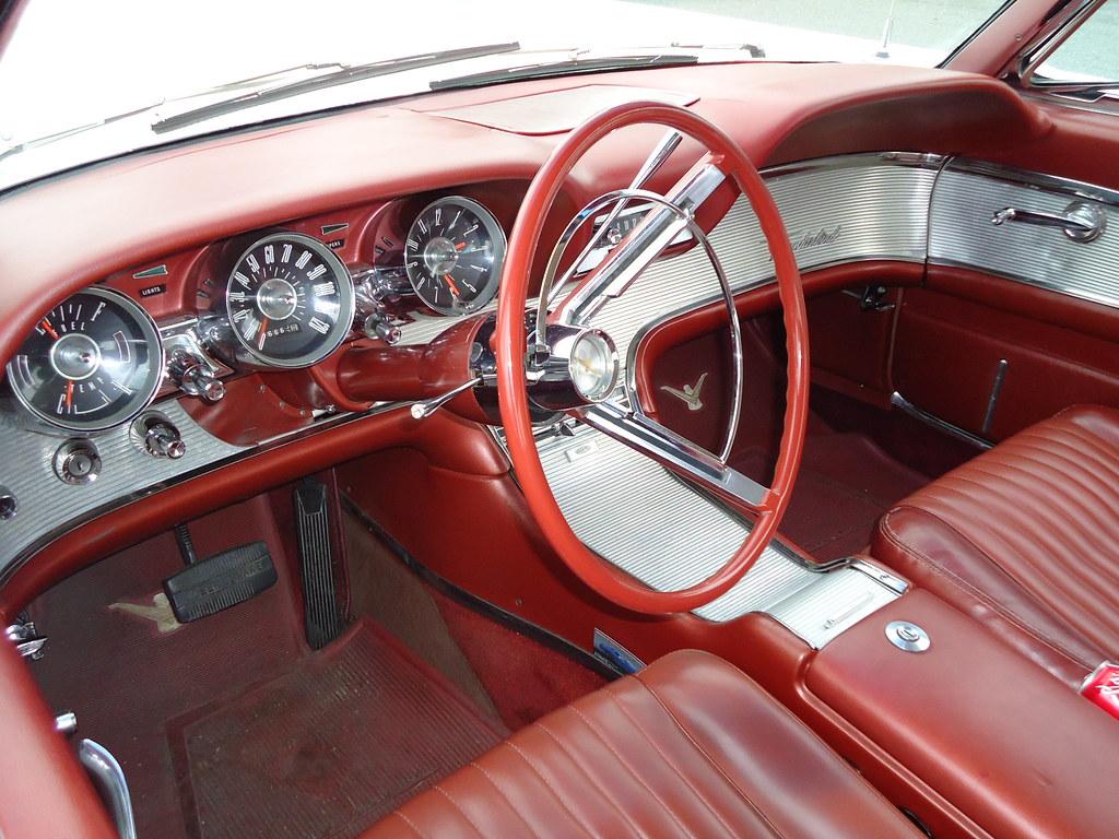 1962 Ford Thunderbird Landau A Photo On Flickriver