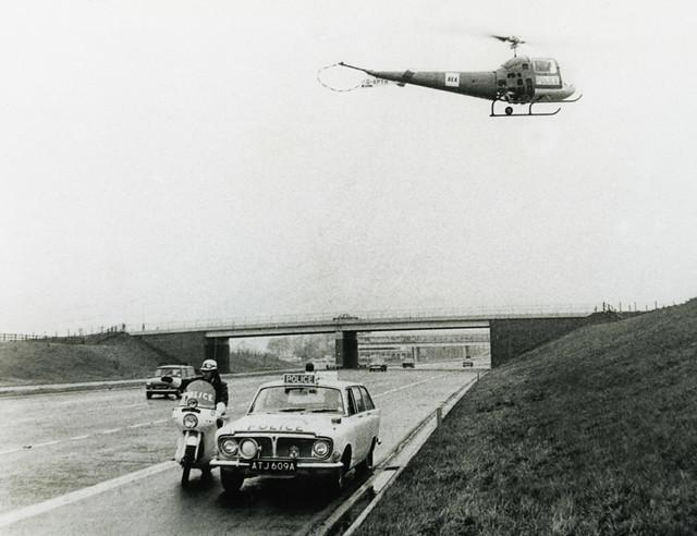 Early Motorway Patrol