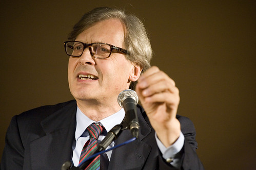 Sgarbi aggredito a Mazzarone$