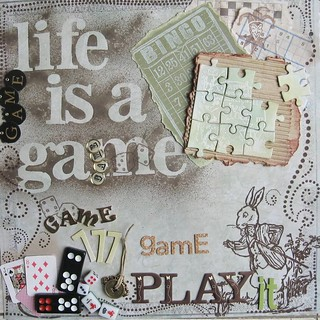 Life is a game- play it