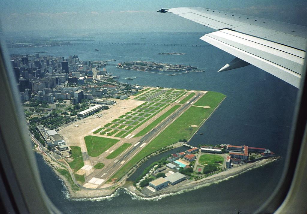 Aeroporto Santos Dumont : Santos dumont airport rio de janeiro a photo on flickriver