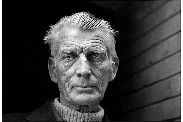 Samuel Beckett, by Jane Bown (1976)