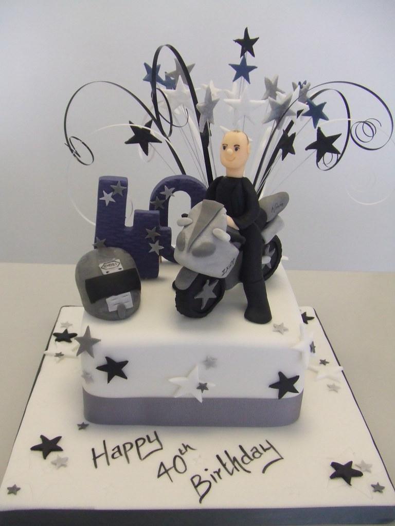 CAKE Mens 40th