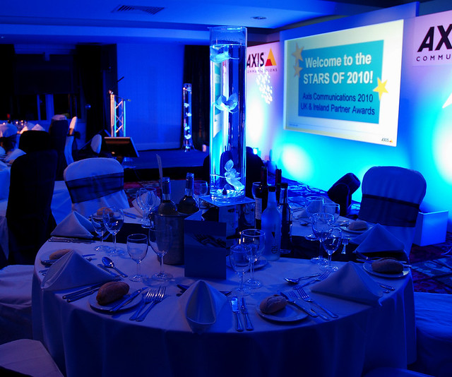 Axis UK & Ireland Partner Conference, 2010