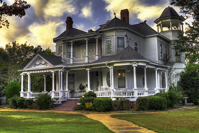 Southern Homes A Gallery On Flickr