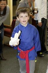 prince ashitaka in the halloween parade