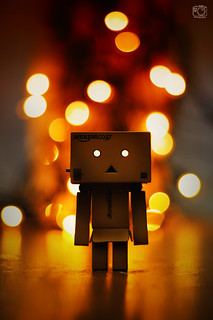 Burning Danbo
