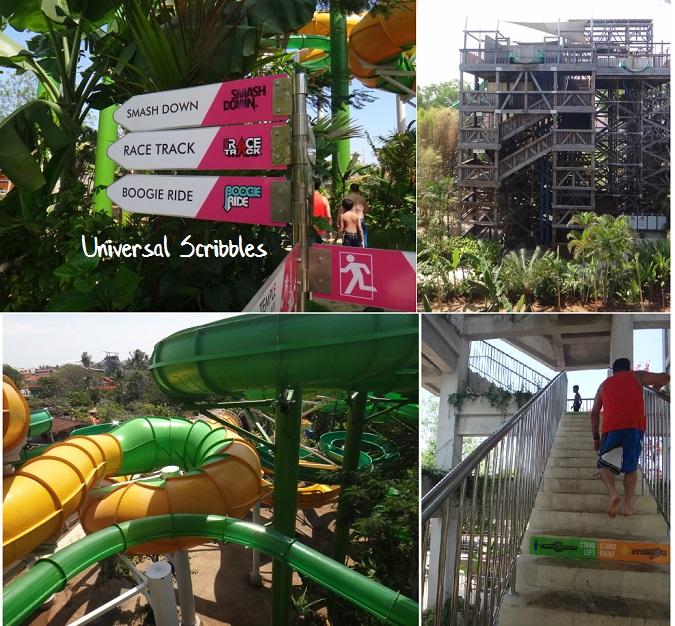 Waterbom Bali Slides 2