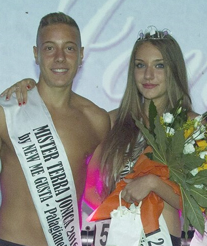 Miss & Mister Terra Jonica 2016 Federico Capone e Federica Cefaliello_2
