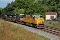 CSX Q389-30 - Shenandoah Junction, WV