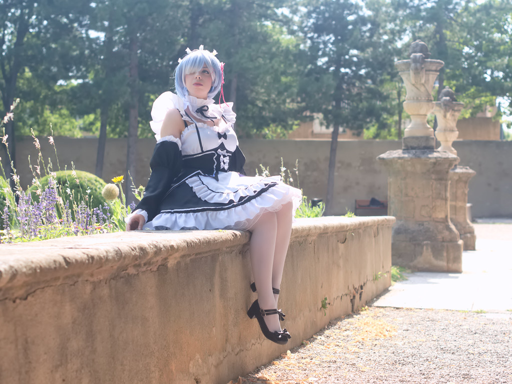 related image - Shooting Re-Zero - Rem - Pavillon Vendome - Aix en Provence -2017-06-18- P2100559