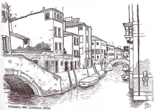 Fondamenta Moro Venice sm