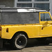 Small photo of Yellow Land Rover - Warwick Road Acocks Green