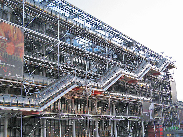 Centre georges pompidou mus e national d 39 art moderne be for Art minimal centre pompidou