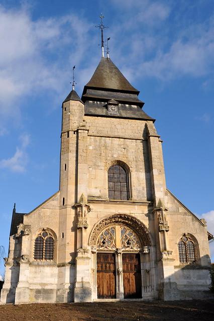 Eglise saint pierre et saint paul de m nilles eure haute - Haute normandie mobel ...