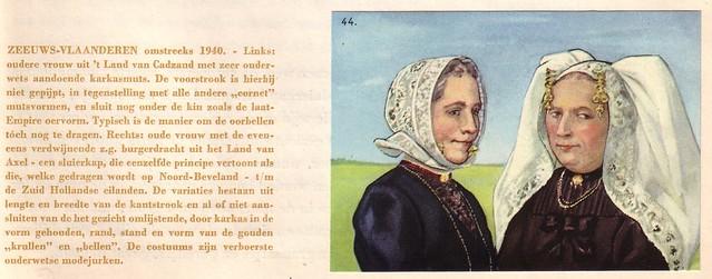 Molens en Klederdrachten in Nederland 20