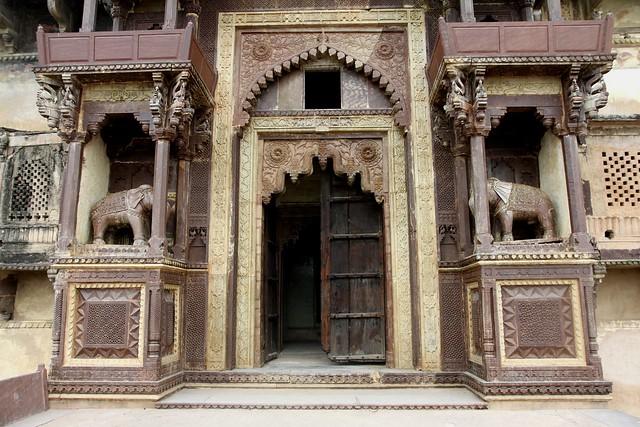 jehnagir mahal orchha palace