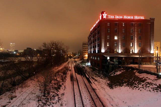 The Iron Horse Hotel