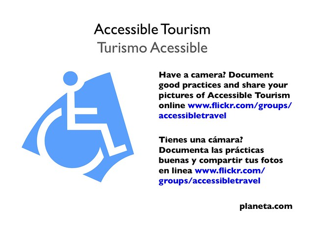 Accessible Tourism Poster