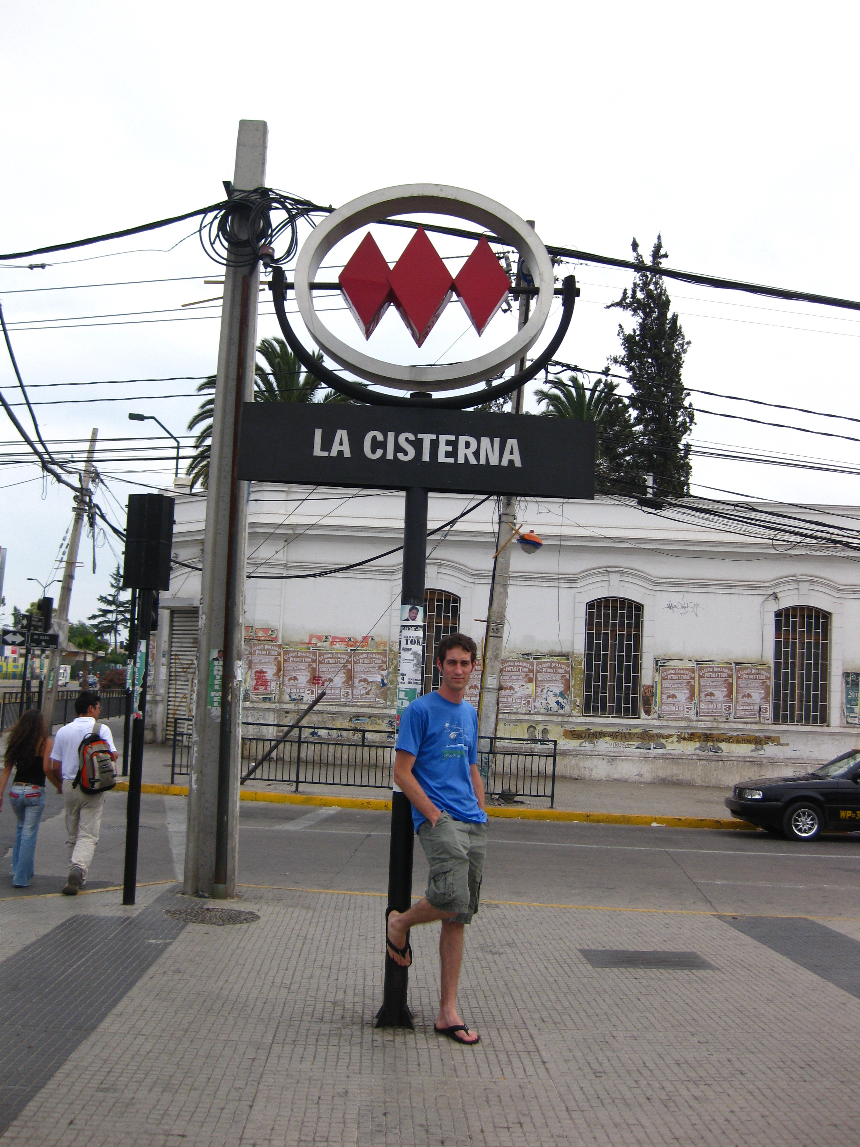 Santiago Metro Marathon
