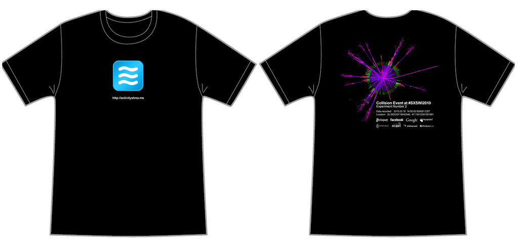 Collision Event T-shirt