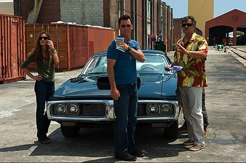 Burn Notice 1973 Dodge Charger Rallye Edition