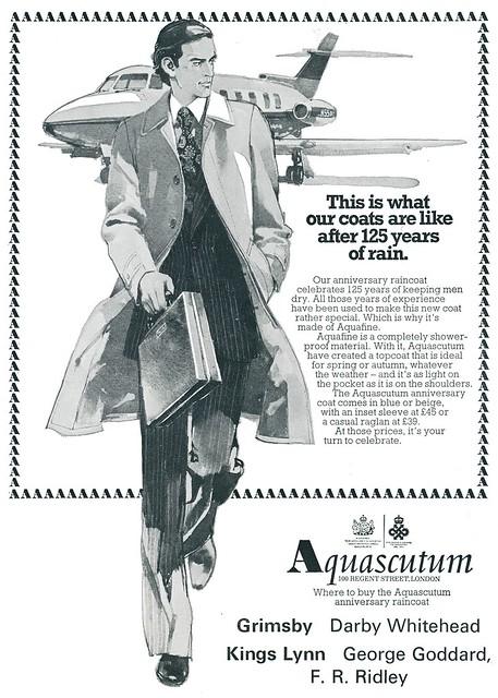Aquascutum ad 1976