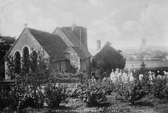 James Valentine & Sons - St Martins Church, Canterbury, 1884