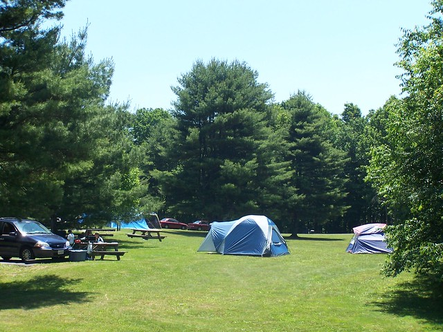 Tent Camping | Pipestem Resort State Park, West Virginia ...