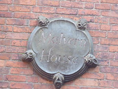 Malvern House, Park Road, Solihull - sign