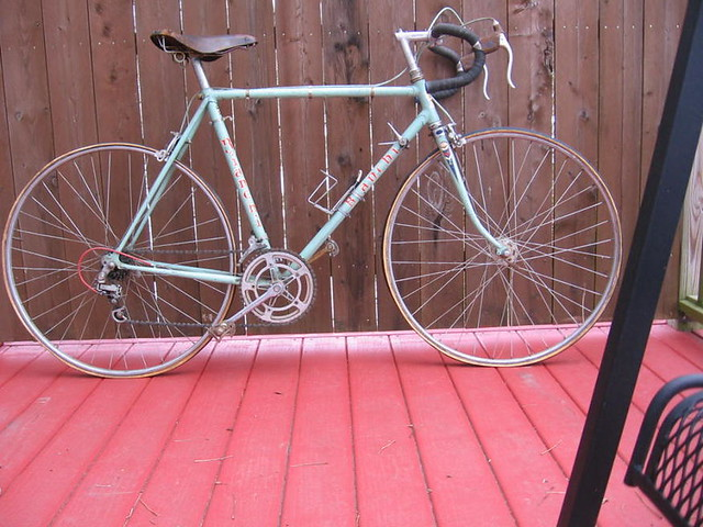 Bianchi Record #3 ~ Late 60's early 70's