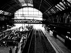 História das Ferrovias em SP