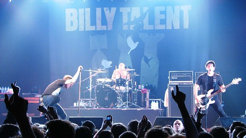 Billy Talent live in Warsaw by vataa