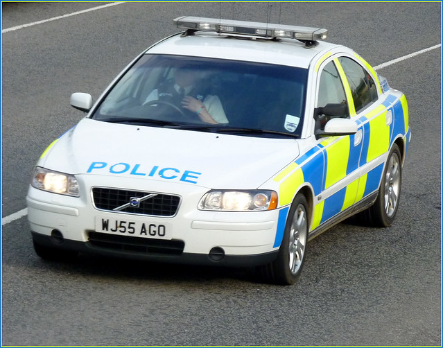 Devon & Cornwall Police WJ55AGO