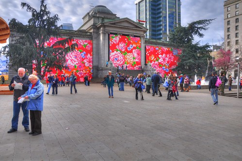 Vancouver Art Gallery HDR