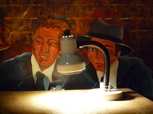 Mural at Coffee time